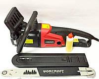 Пила цепная электрическая Worcraft WCE - 2616  2600 Вт, фото 2