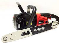Пила цепная электрическая Worcraft WCE - 2616  2600 Вт, фото 5