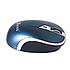 Мышка беспроводная оптическая G179 мышь Синяя, фото 3