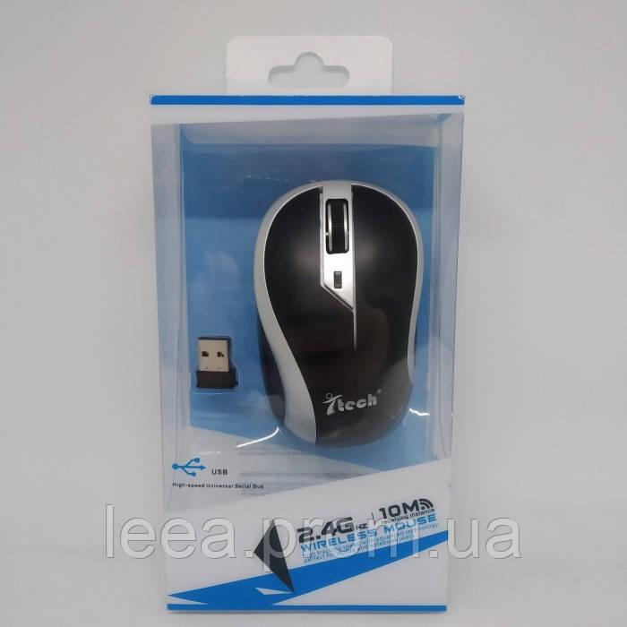 Мишка бездротова оптична G179 миша Чорна
