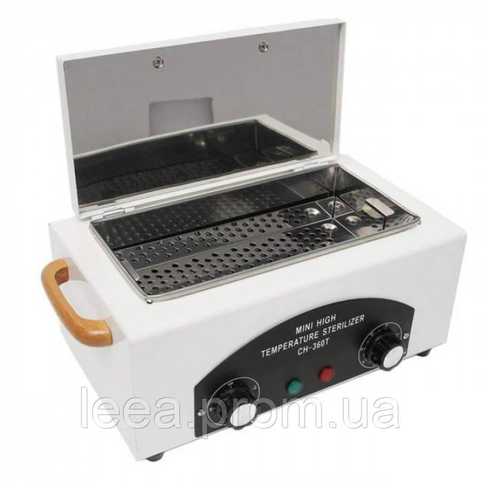 Сухожаровый шафа стерилізатор YRE ch-360t стерилізатор Білий