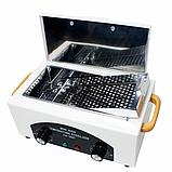 Сухожаровый шкаф стерилизатор YRE ch-360t стерилизатор Белый, фото 6