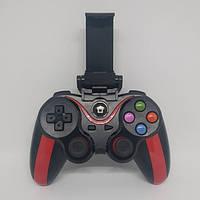 Бездротової Bluetooth-джойстик N1-9013 Чорний з червоним