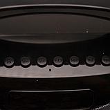 Портативный стерео бумбокс Kimiso KM-S2 (Bluetooth, USB, micro SD, FM, AUX, Mic), фото 3