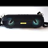 Bluetooth стерео колонка JBL X33 со цветомузыкой USB/BT/FM/AUX/TF, фото 6