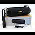 Bluetooth стерео колонки JBL X33 зі світломузикою USB/BT/FM/AUX/TF чорна, фото 7