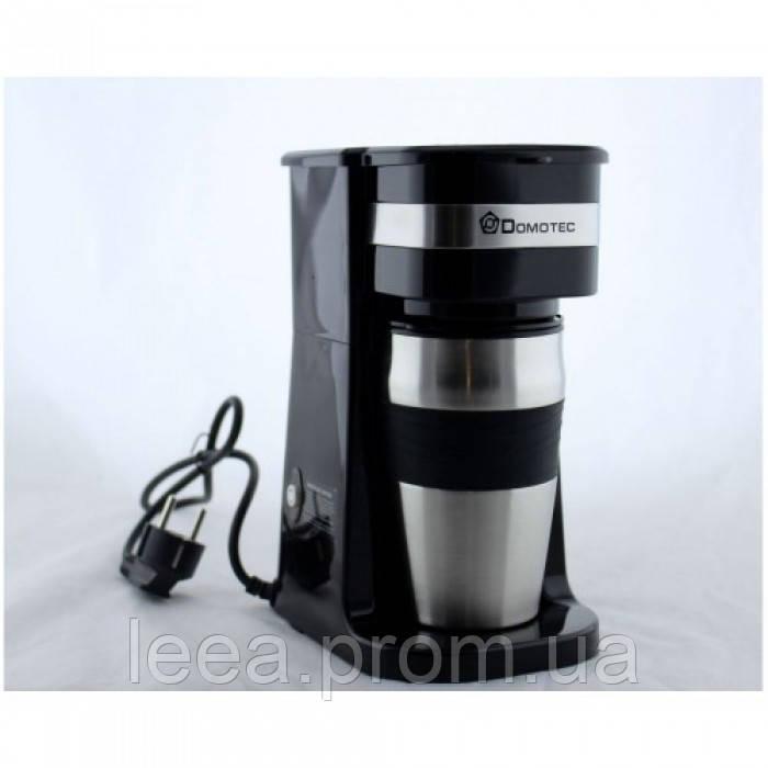 Крапельна кавоварка DOMOTEC MS-0709 кава-машина 700ВТ