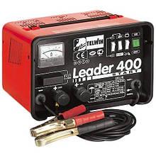 Пускозарядное устройство  Leader 400 Start ( Telwin, Италия)
