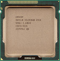 Процессор Intel Celeron G550 2.60GHz, s1155, tray