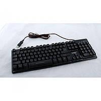Игровая проводная клавиатура с подсветкой ZYG 800