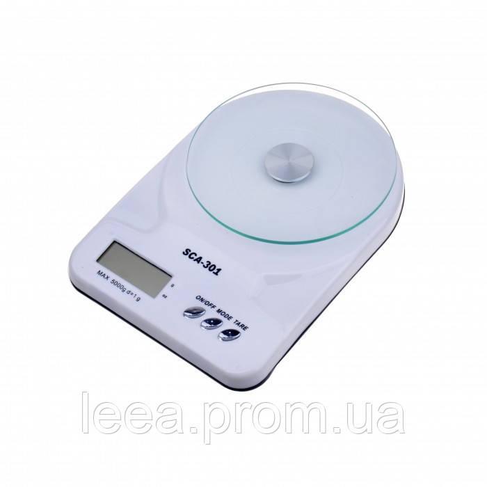 Кухонные Электронные Весы SСА 301, 7 кг