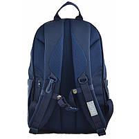 Рюкзак молодежный YES OX 348, 45*30*14, синий код: 555600, фото 5