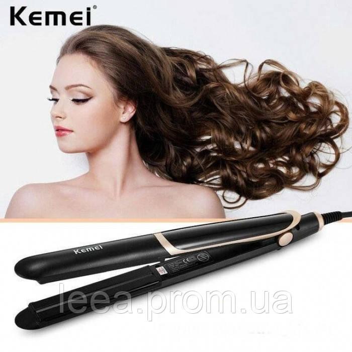 Утюжок выпрямитель для волос Kemei km-2219