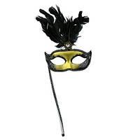 Карнавальная маска Таинственная Незнакомка
