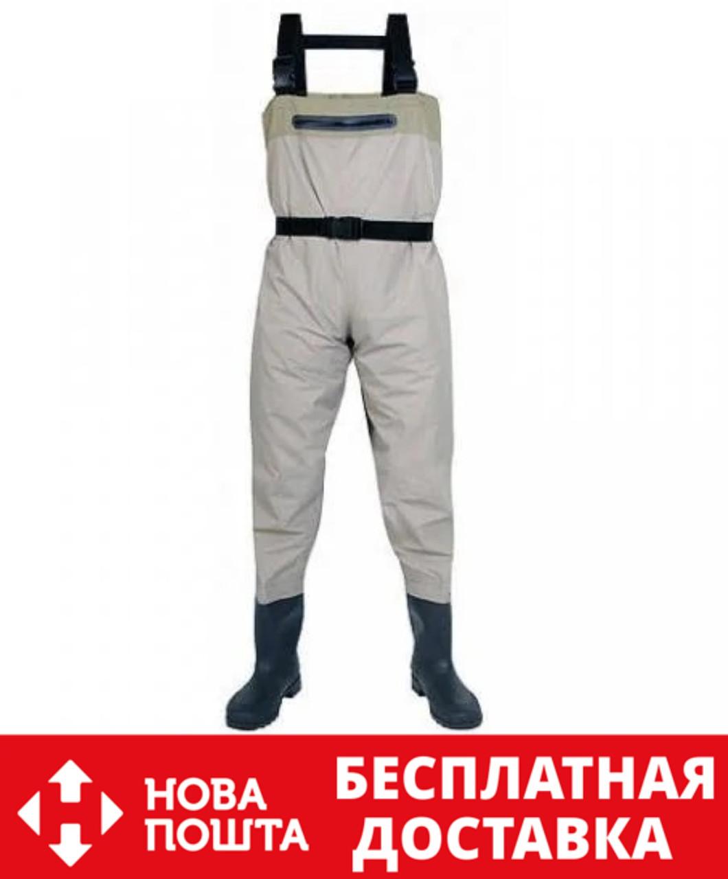 Забродный комбинезон Norfin WHITEWATER 42