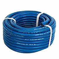 Шланг для газовой плиты 1м (Рукава резиновые для газа 3 класс с нитяным каркасом 9,3-2,0 ГОСТ 9356-75 1м)