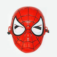 Карнавальная маска пластик Спайдермен