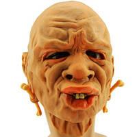 Карнавальная маска резиновая Людоед