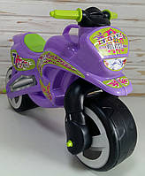 Kinder Way Мотоцикл каталка 11-006 фиолетовый