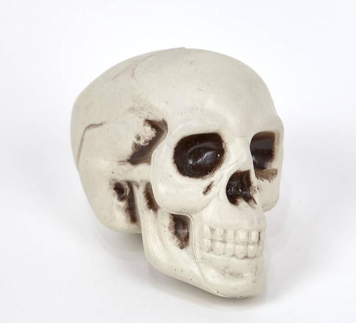 Декор череп муляж на Хэллоуин Halloween