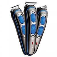 Бездротова Машинка для стрижки волосся GEMEI GM-587 + Тример