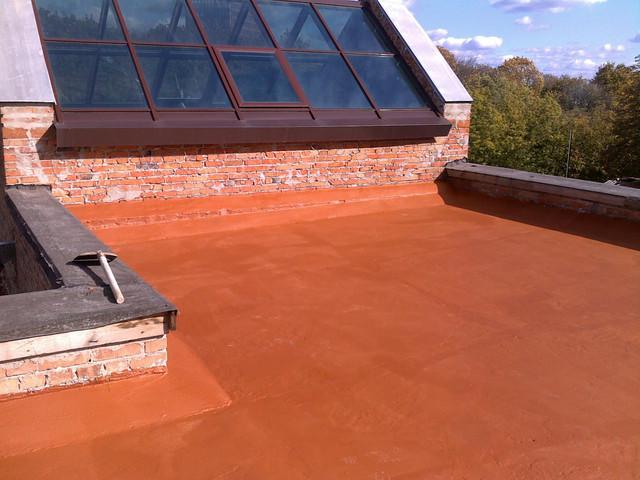 Гидроизоляция балконов и террас
