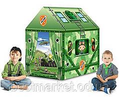 Дитячий Ігровий Намет-Будиночок Military House