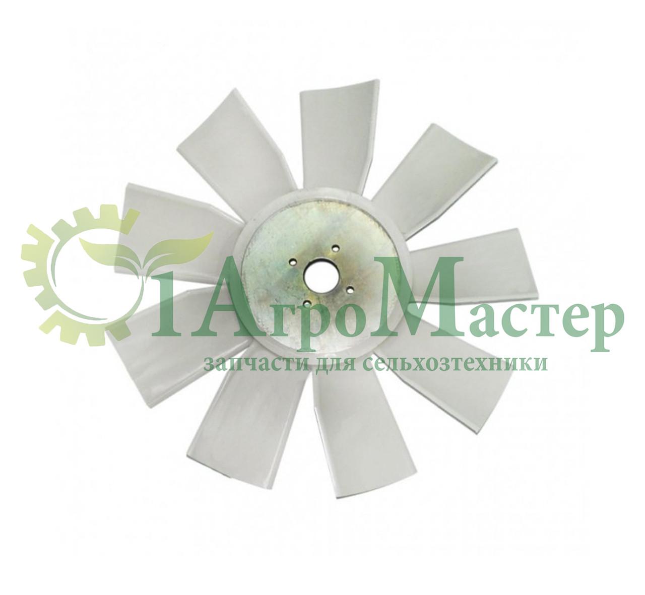 Крыльчатка вентилятора 238Н-1308012 ЯМЗ-236 пластик