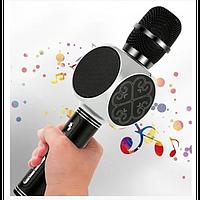 Бездротова портативна колонка + караоке мікрофон 2 в 1 SU-YOSD YS-63