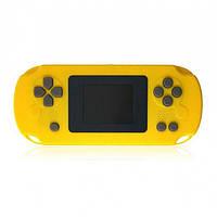 Ігрова приставка Mini Game 268 ігор консоль Жовта