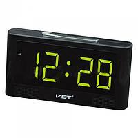 Электронные зеркальные часы настольные VST 732Y
