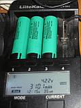 Аккумулятор Panasonic NCR18650A 3100mAh/5,9A, фото 3