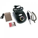 Профессиональный фрезер Glazing Machine Nail Master 208 Чёрный, фото 4