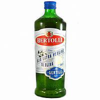 Оливкова олія Bertolli Gentile Olio Extra Vergine di Olio ( першого холодного віджиму), 1л