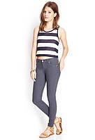 Женские джинсы Forever21 - Classic Gray2 (жіночі джинси форевер21)