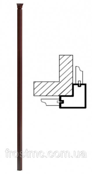 MONACO Планка соединительная угловая MO-slupek-NZ-d Taranko