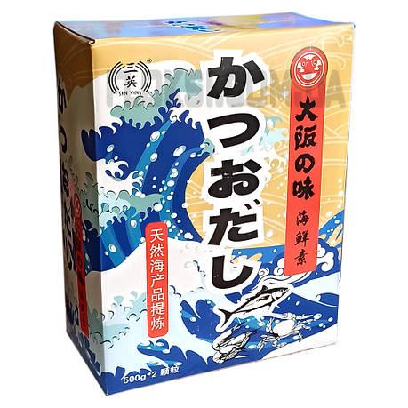 Приправа Бонито 1 кг рыбный бульон Хондаши, фото 2
