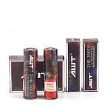 Высокотоковый аккумулятор AWT 18650 3500 мАч 35А батарейка, фото 5