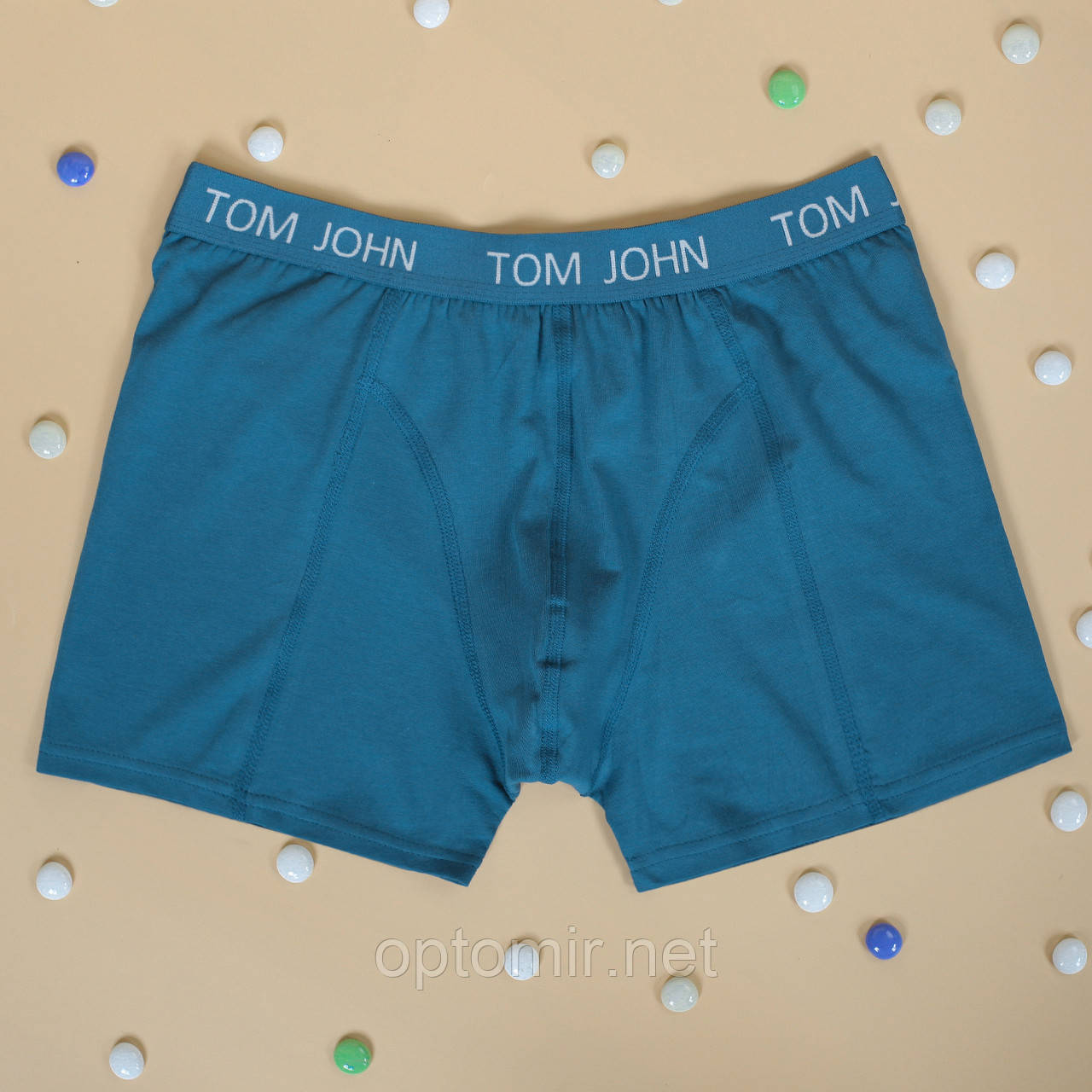 Трусы мужские боксеры Tom John Турция M, L, XL, 2XL | 1 шт.