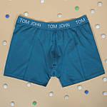 Труси чоловічі боксери Tom John Туреччина M, L, XL, 2XL | 1 шт.