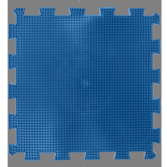 Массажный  коврик  Пазлы Микс Травка 1 элемент