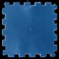 Массажный  коврик  Пазлы Микс Травка 1 элемент, фото 1