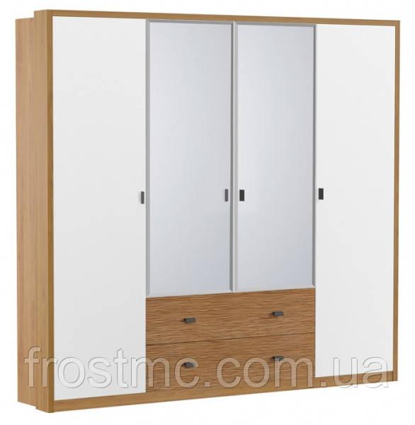 RIO Шкаф 4-дверный RI-4D Taranko