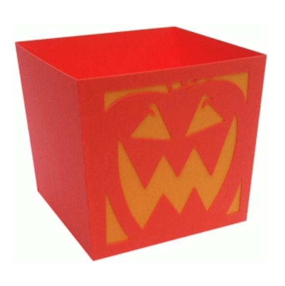 """Коробочка для попокрна та солодощів """" RED """""""