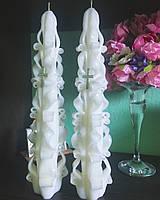 Набір церковних свічок, ручна робота, гарний дизайн, майстерня робота
