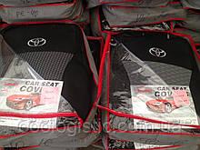 Авточехлы  на Toyota Prius 2009-hatchback