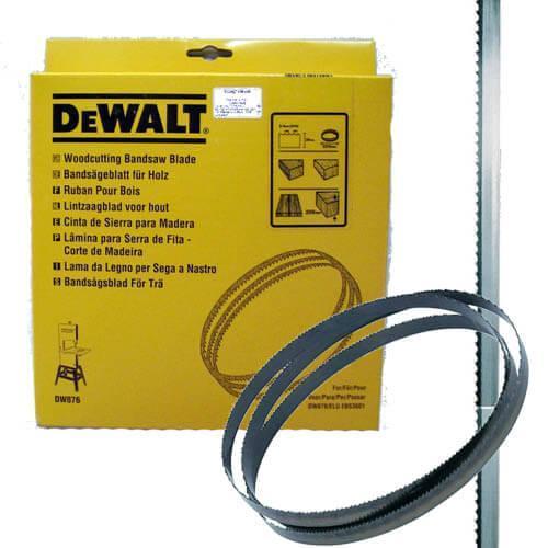 Полотно для стрічкової шліфмашини DeWALT DT8473
