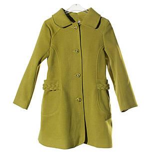 Демисезонное пальто для девочки, осень/весна, размеры 2 года