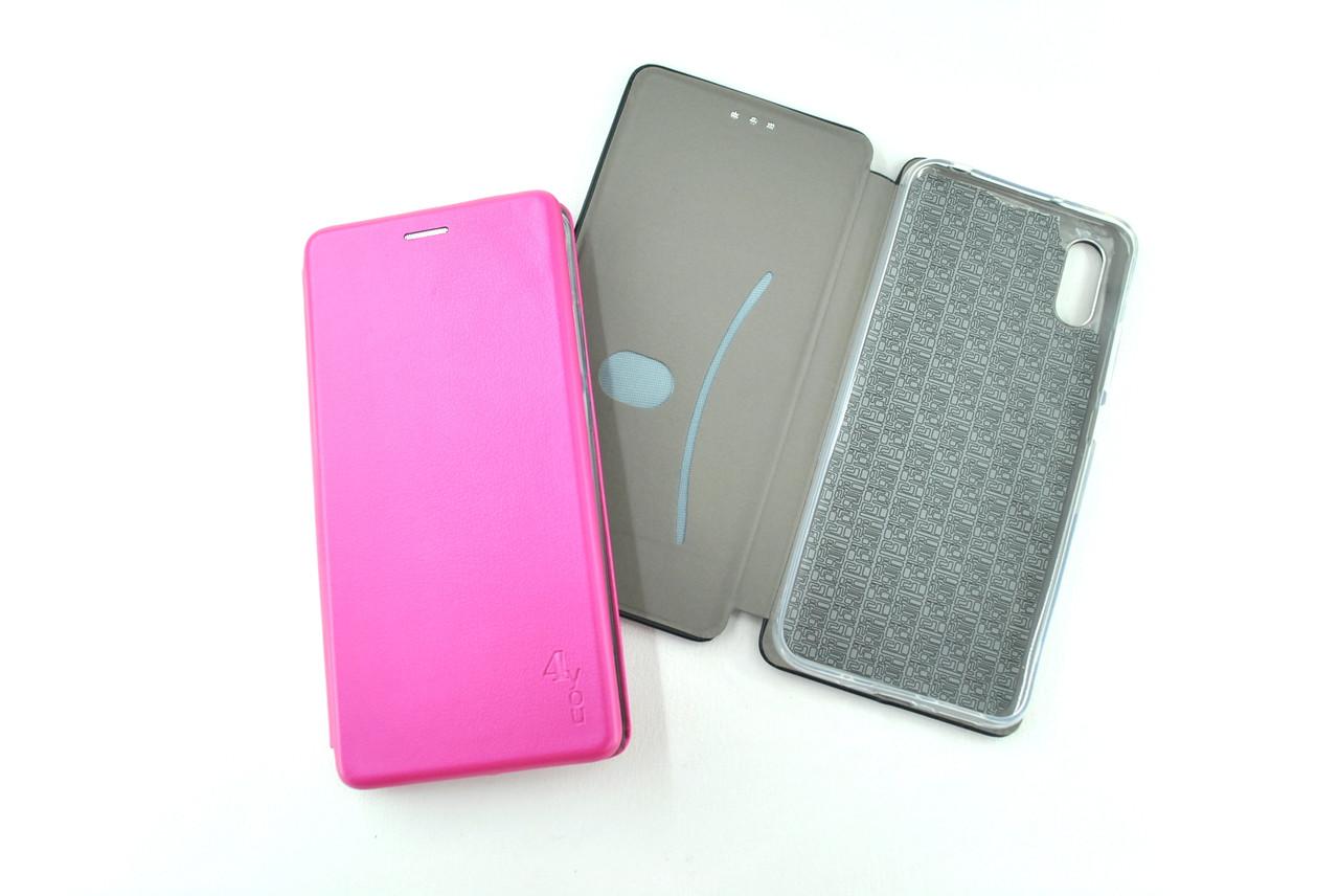 Чехол-книжка Flip Cover for Xiaomi Redmi 9 Original Pink (4you)