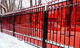 Кольоровий монолітний полікарбонат, червоний, м. кв, фото 6